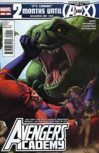 Avengers Academy #25 VF/NM; Marvel | save on shipping - details inside