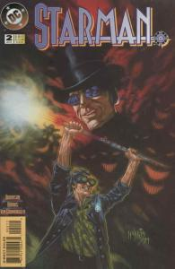 Starman (2nd Series) #2 VF/NM; DC | save on shipping - details inside
