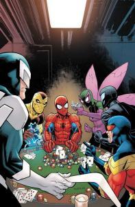 AMAZING SPIDER-MAN (2018 MARVEL) #26 PRESALE-07/24