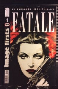 Image Firsts: Fatale #1 (2012)