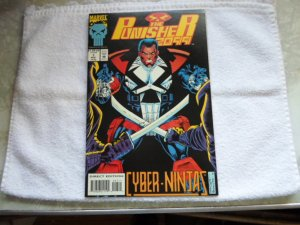 1993 MARVEL COMICS THE PUNISHER 2099 # 7