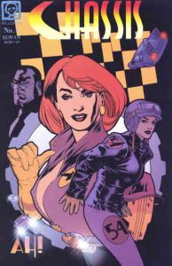 Chassis (Vol. 1) #1 VG; Millennium | low grade comic - save on shipping - detail