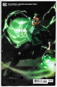 Green Lantern Season 2 #1 Gerald Parel Variant (DC, 2020) VF/NM