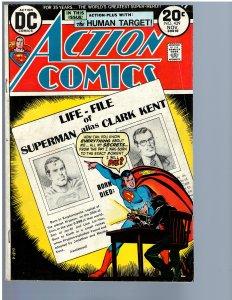Action Comics #429 (1973) VG/FN