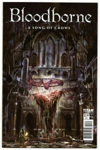 Bloodborne #11 Cvr C Game Art Variant (Titan, 2019) NM