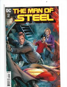 The Man Of Steel #2 of 6 DC COMICS 2018   nw16