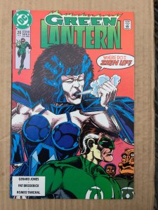 Green Lantern #20 (1992)