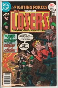 Our Fighting Forces #176 (Dec-77) FN/VF Mid-High-Grade The Losers (Capt. Stor...