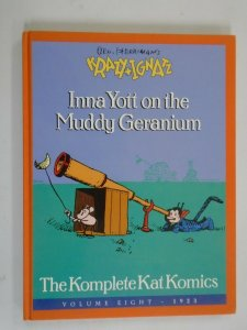 Krazy and Ignatz The Komplete Kat Komics HC #8 6.0 FN (1990 Eclipse)
