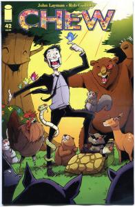 CHEW #42, 1st Print, NM, Rob Guillory, John Layman, more in our store