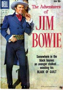 Dell Four Color Series # 993 - Jim Bowie