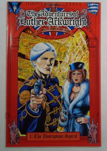 The Adventures of Luther Arkwright #1 VG/FN (1987)