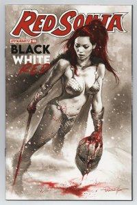 Red Sonja Black White Red #3 Cvr A Parrillo (Dynamite, 2021) NM