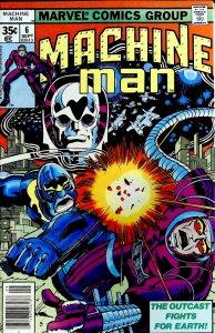Machine Man #6 (1978)