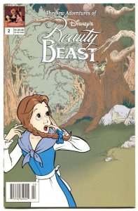 Disney's New Adventures Beauty And The Beast #2 1992 VF-