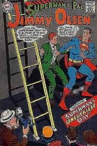 Superman's Pal Jimmy Olsen #106 VG; DC | low grade comic - save on shipping - de
