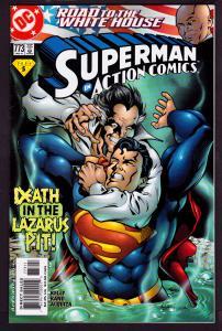 Action Comics #773    8.5 VF+