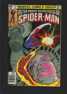 The Spectacular Spider-Man #42 (1980)