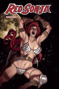 Red Sonja #22 Cvr C Stott (Dynamite, 2020) NM