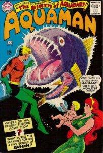 Aquaman (1962 series) #23, Good- (Stock photo)