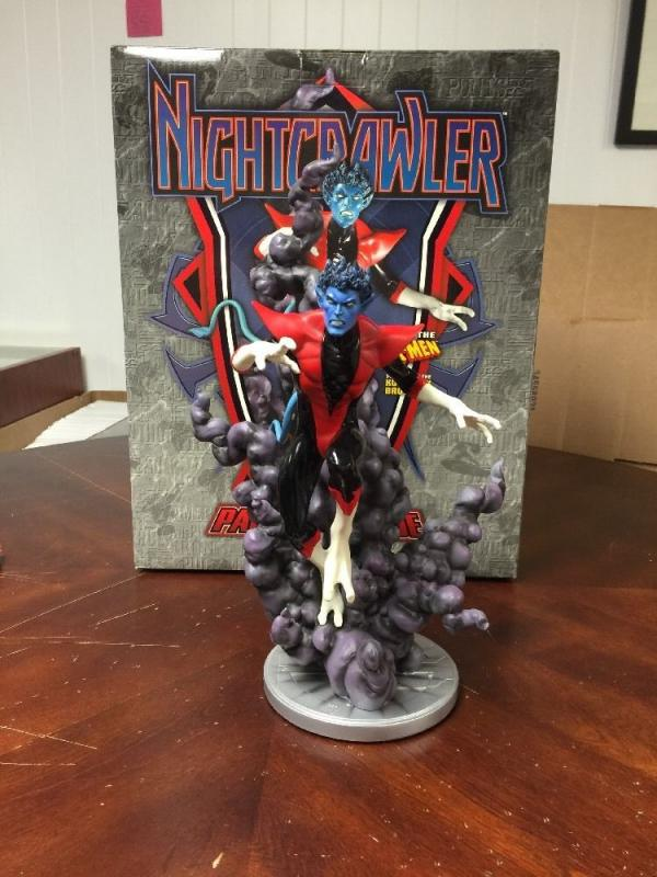 Nightcrawler Statue Bowen Full Size Mint W/ Pristine Box 502/2000