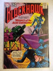 BLACKHAWK # 177 DC WAR ACTION ADVENTURE VG/FN