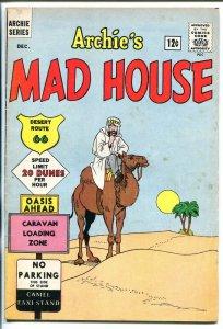ARCHIE'S MAD HOUSE #30 1963-FULL PAGE SABRINA-ARAB-CAMEL-CAPTAIN SPROCKET-vg