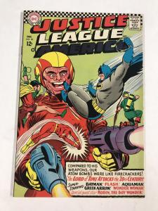 Justice League Of America 50 9.0 Vf/nm Very Fine Near Mint Dc Silver Age