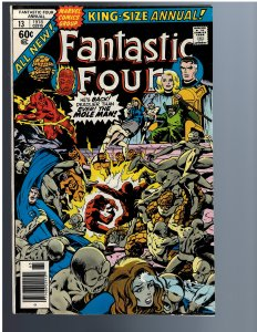 Fantastic Four Annual #13 (1978)