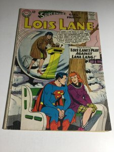 Superman's Girlfriend Lois Lane 50 Gd/Vg Good/Very Good 3.0 DC Comics