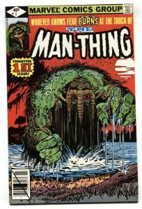 Man-Thing #1 First issue-1979-Origin issue NM-