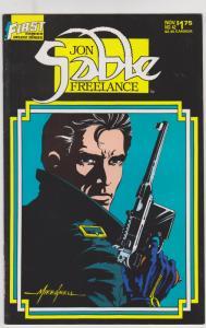 Jon Sable Freelance #42