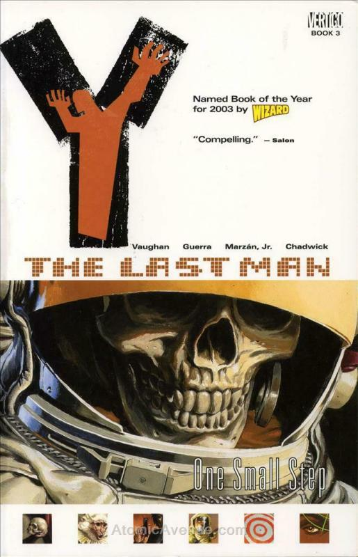 Y: The Last Man Deluxe #3 (2nd) VF/NM; DC/Vertigo   save on shipping - details i