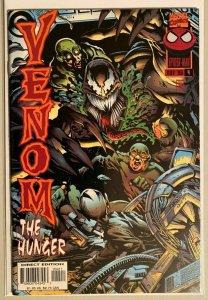 Venom the hunger #4 8.0 VF (1996)
