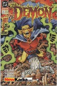 Demon (1990 series) #1, NM (Stock photo)
