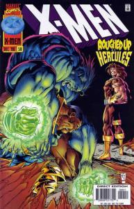 X-Men (2nd Series) #59 FN; Marvel | save on shipping - details inside