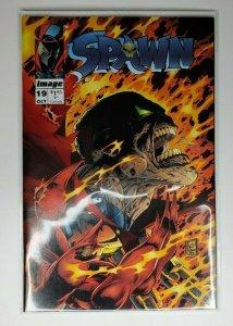 Spawn #19 Image Comics 1994  9.4 Near Mint