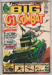 G.I. Combat #147 (May-71) FN/VF Mid-High-Grade The Haunted Tank