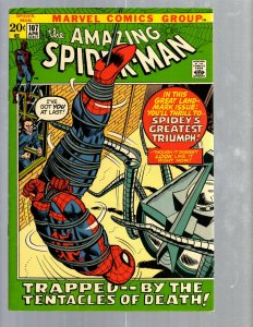 Amazing Spider-Man # 107 VF Marvel Comic Book MJ Vulture Goblin Scorpion TJ1