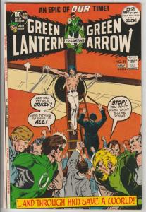 Green Lantern #89 (May-72) VF/NM High-Grade Green Lantern, Green Arrow