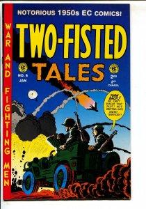 Two-Fisted Tales-#6-1994-Russ Cochran-EC reprint
