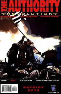 Authority: Revolution #3, NM (Stock photo)
