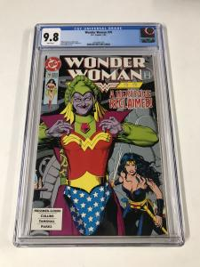 Wonder Woman (Volume 2) #70 CGC 9.8