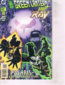 Lot Of 2 Comic Books DC Green Lantern Plus #1 and DC1st #1  LH24