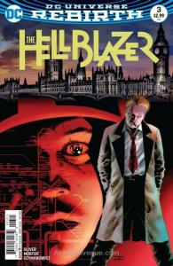 Hellblazer, The (2nd Series) #3A VF; DC | save on shipping - details inside