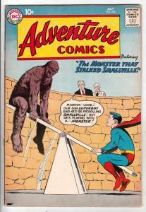 Adventure Comics #274 (Jul-60) FN/VF+ High-Grade Superboy