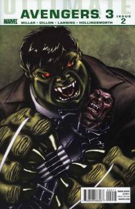 Ultimate Avengers #14 VF/NM; Marvel | save on shipping - details inside