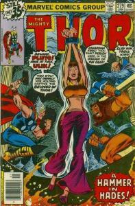 Thor (1966 series) #279, VF- (Stock photo)