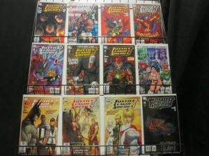 JUSTICE LEAGUE OF AMERICA (2006) 0-60,80 PAGE GIANT COMICS BOOK