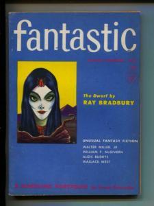 Fantastic-Pulp-1/1954-Ray Bradbury-Algis Budrys-Wallace West
